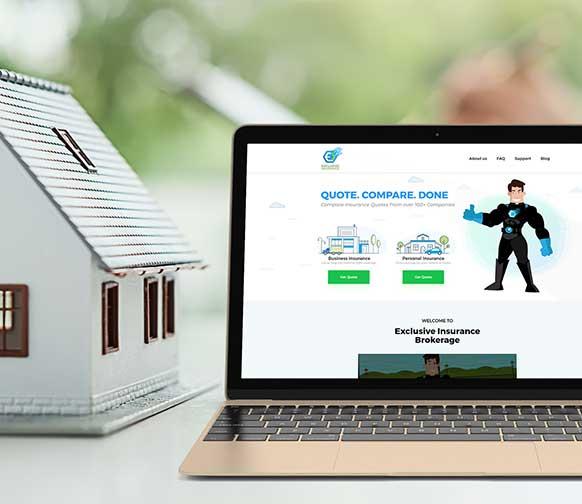 Exclusive Insurance Website